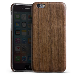 Holz Case Kevlar Walnuss