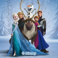 Frozen Friends - Disney Frozen