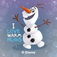 Olaf Warm Hugs - Disney Frozen