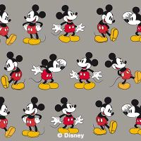 Mickey Pattern - Disney Mickey Mouse