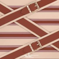 Straps Brown - Marina Hoermanseder