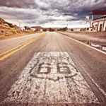 Route 66 - DeinDesign